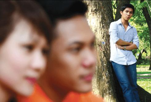 nuôi con của vợ với nhân tình cũ