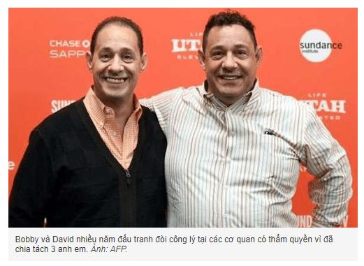 Bobby và David