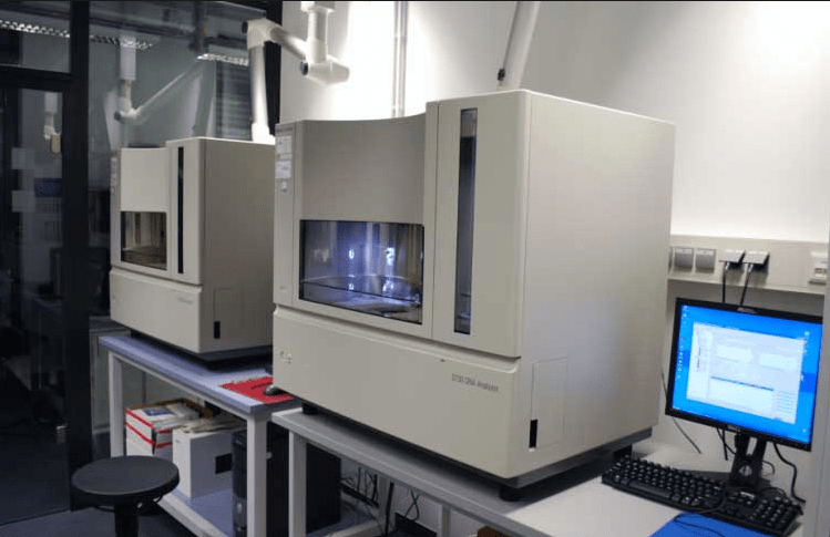 máy giải trình tự gen ABI 3730 DNA Analyzer