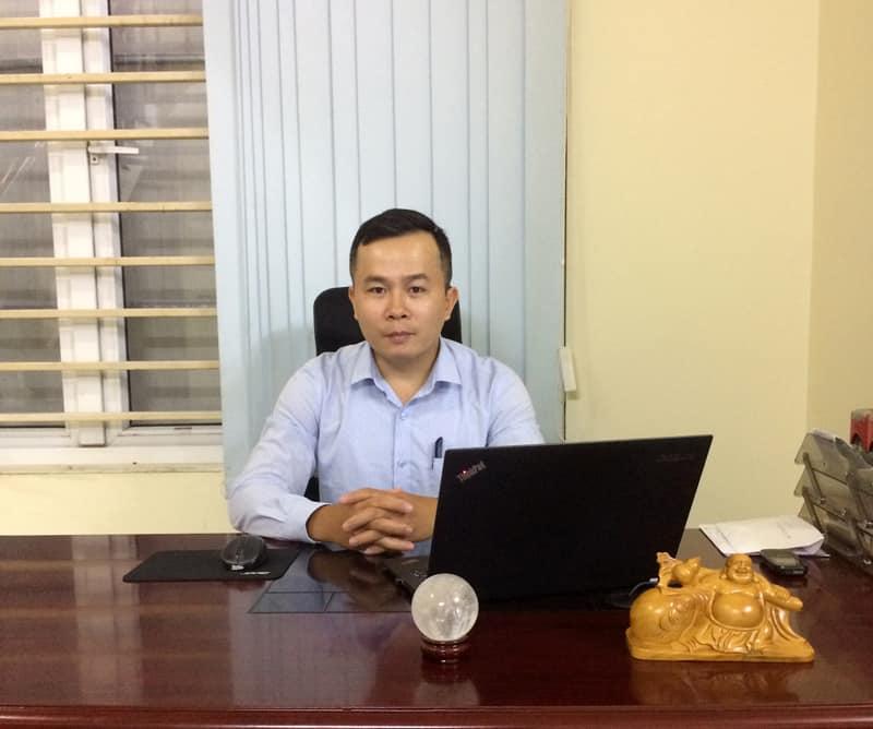Tien si Dang Tran Hoang, Giam doc dieu hanh NOVAGEN