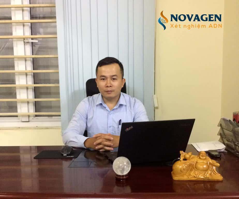TS. Đặng Trần Hoàng, Viện trưởng Viện Công nghệ ADN và Phân tích di truyền
