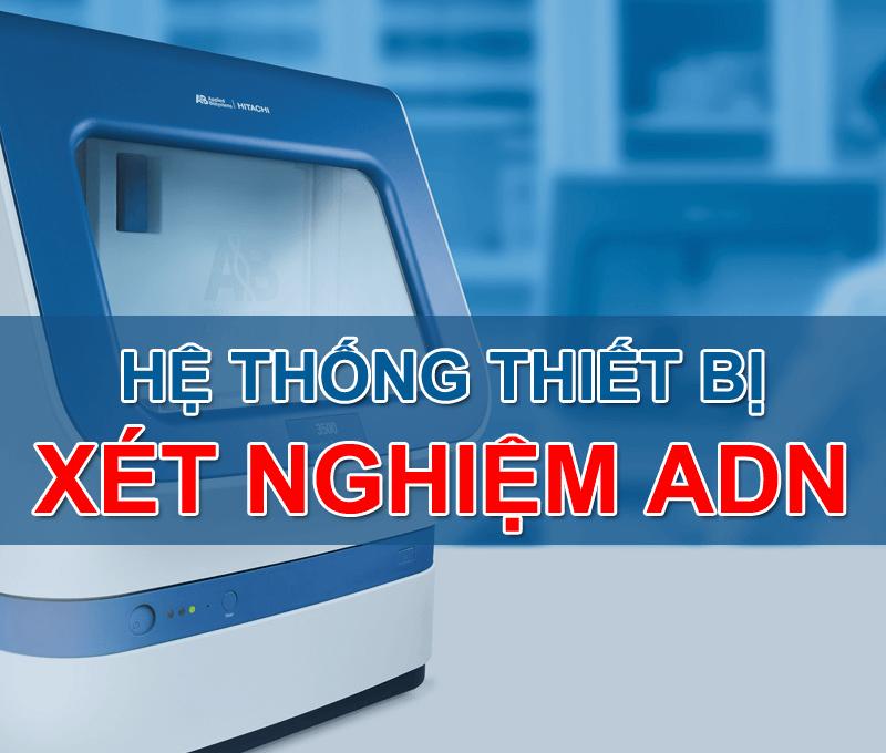 hệ thống thiết bị xét nghiệm adn novagen
