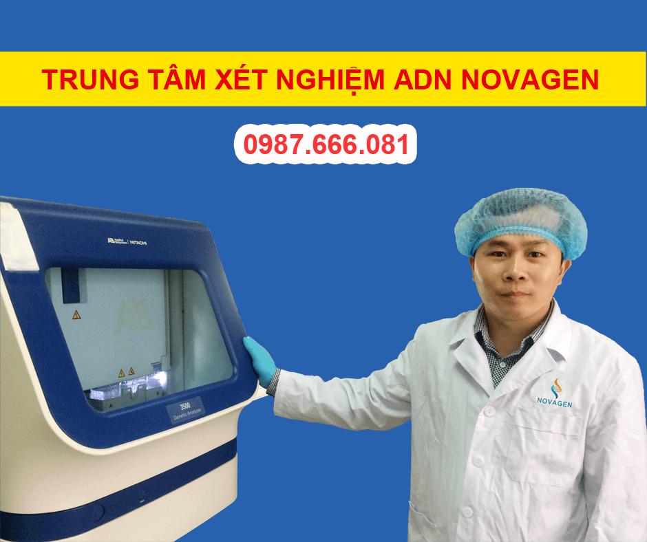 trung tâm xét nghiệm adn novagen