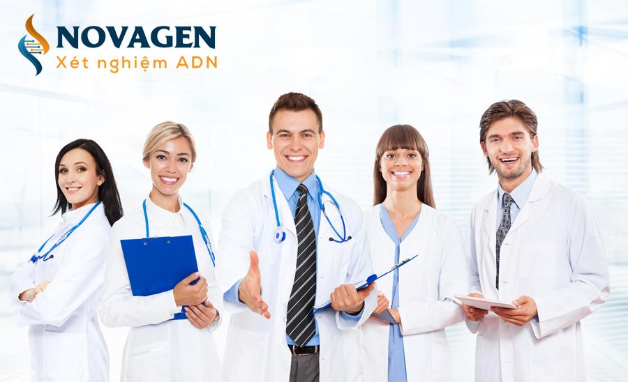 chuyên gia xét nghiệm ADN tại NOVAGEN