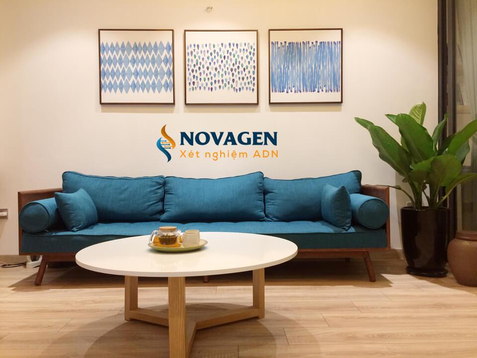 văn phòng trung tâm xét nghiệm adn novagen